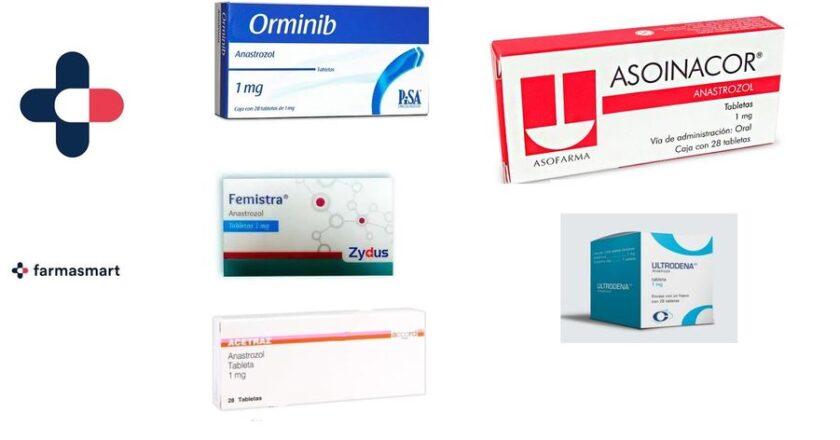Anastrozol genérico a buen precio en línea