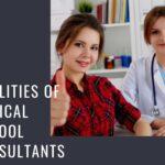 Key Qualities Of  Medical School Consultants